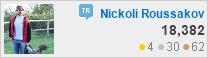 profile for Nickoli Roussakov at Tridion